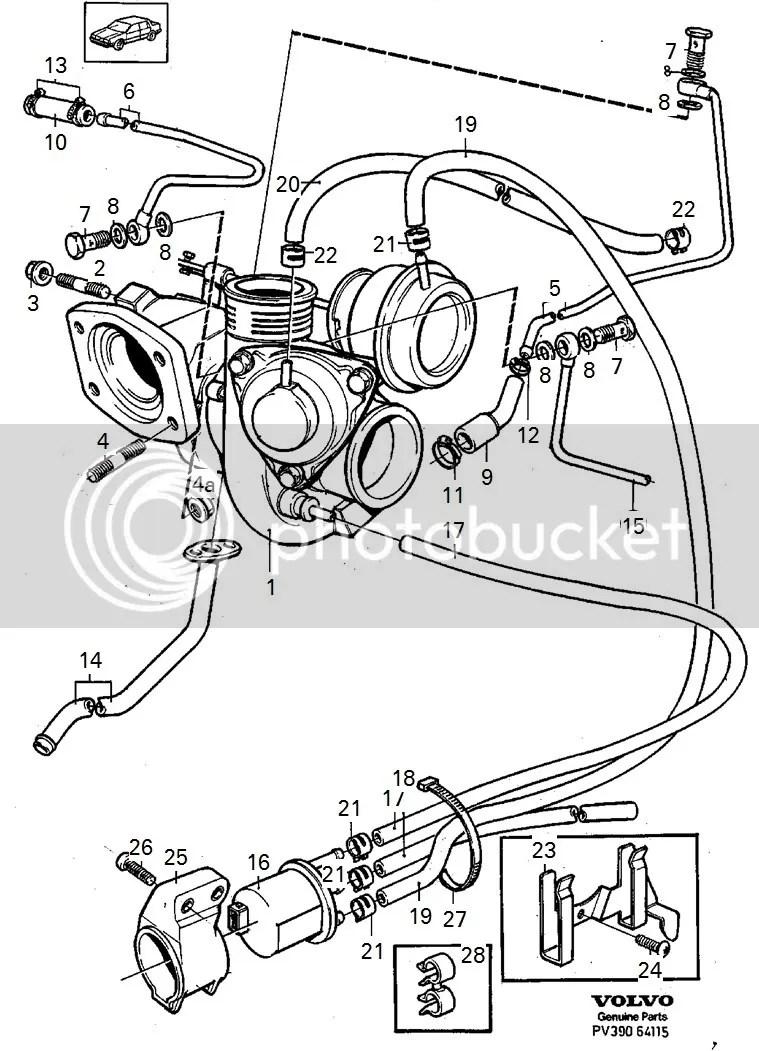 medium resolution of vacuum line clamps volvo s80 2005 fuse box further 1998 volvo s70 vacuum hose diagram in