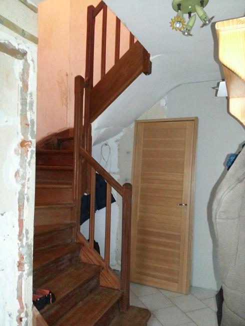 Rangement Sous Escalier Tournant Cool Un Luensemble