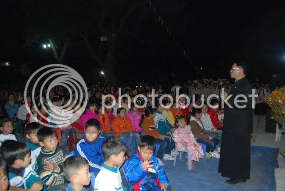 Noel 2011 tại họ giáo Lác Trại