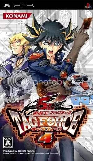 Yu-gi-oh PSP 01