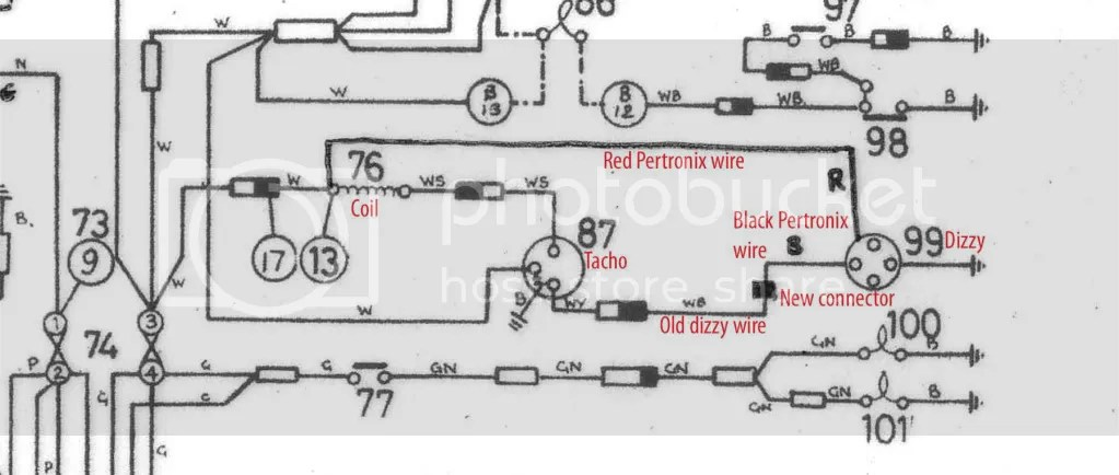 Terrific Pertronix Flamethrower Coil Wiring Diagram Wiring Cloud Hisonuggs Outletorg