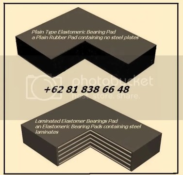 Karet Konstuksi - Gada Bina Usaha 081233069330 - Elastomeric Bearing Pads - Elastomer Perletakan Jembatan