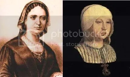 juana la beltraneja vs Isabel la catolica