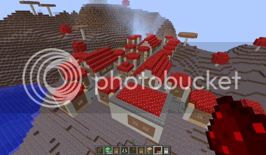 Large Mushroom Island Village Screenshots Show Your