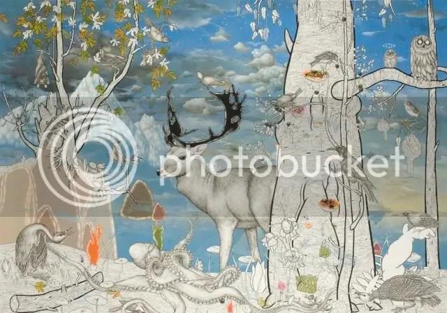 "Jon Rappleye's ""Glorious in Nature's Harsh Embrace"""