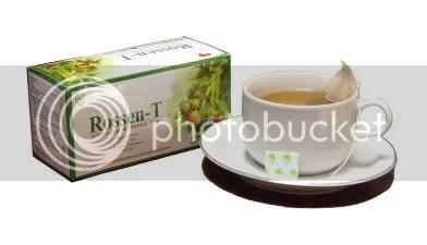 Rossen T , teh Herbal berkhasiat untuk pencernaan