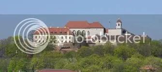 Castillo Špilberk (Brno). La foto es cortesía de Wikipedia :)