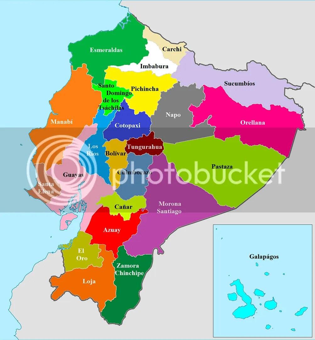Mapa De Ecuador Por Lenguas Ancestrales Lorgiablogs