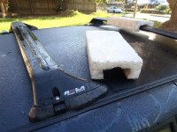 SUP roof rack pads. | Stand Up Paddle Forums, page 1