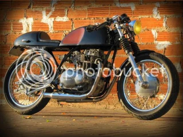 Kawasaki Kz440 Cafe Racer Parts | Reviewmotors co
