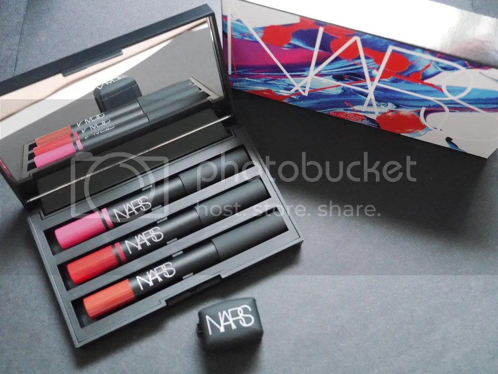 TRUE NARS Lipstick Set NARS Singapore