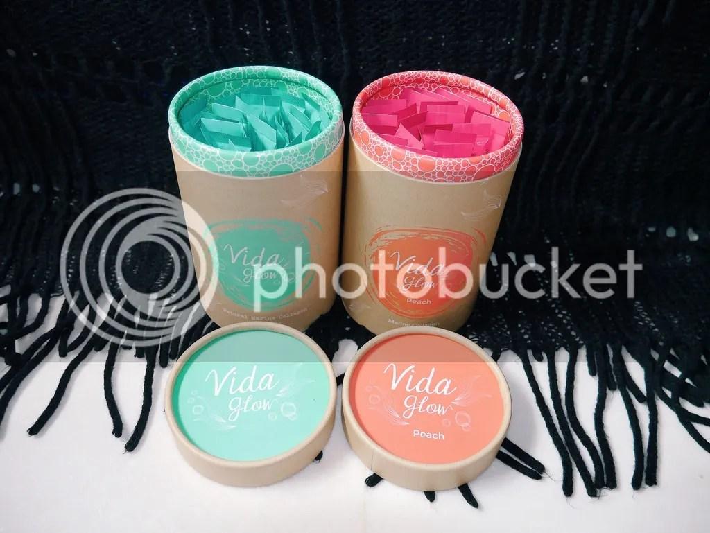 Vida Glow Collagen Beauty Blogger