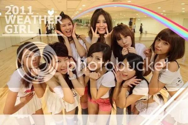 Taiwans Sexy Cute Weather Girls 天气女孩 JOSHUAONGYSCOM