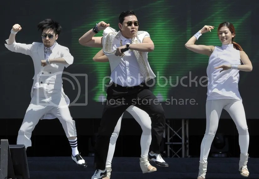 Image result for Korea's Psy Gangnam In Penang