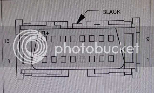 16 Pin J1962 OBD2 OBDII Diagnostic Connectorobd 16 pin ... Obd Port Wiring Diagram on
