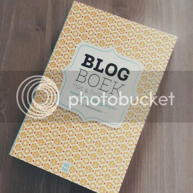 Blogboek Kelly Deriemaekers