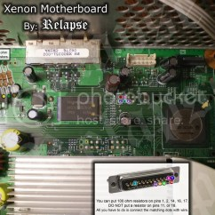 250g Xbox 360 Ports Diagram Ibanez Wiring Diagrams Theoldcomputer  View Topic How To Jtag Your
