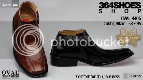Sepatu Pria OVAL 4406