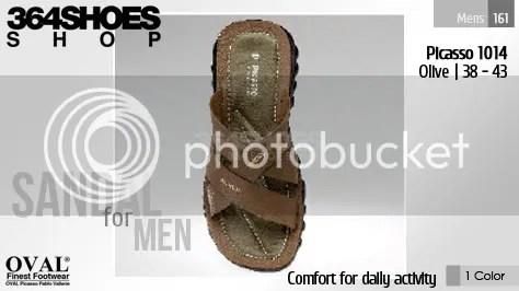 Sandal Pria PICASSO 1014