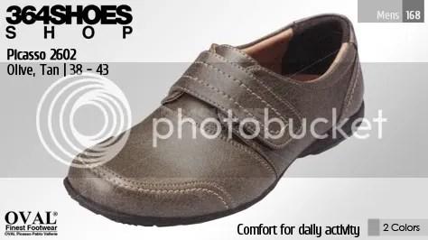 Sepatu Pria PICASSO 2602