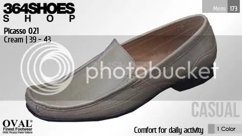 Sepatu Pria PICASSO 021