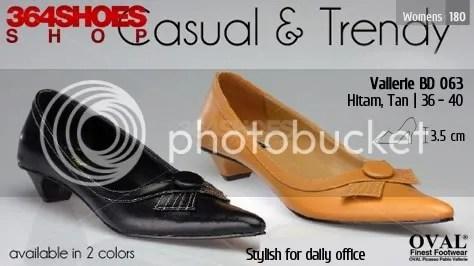Sepatu Wanita VALLERIE BD 063