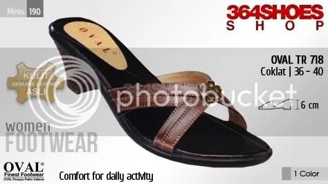 Sandal Wanita OVAL TR 718