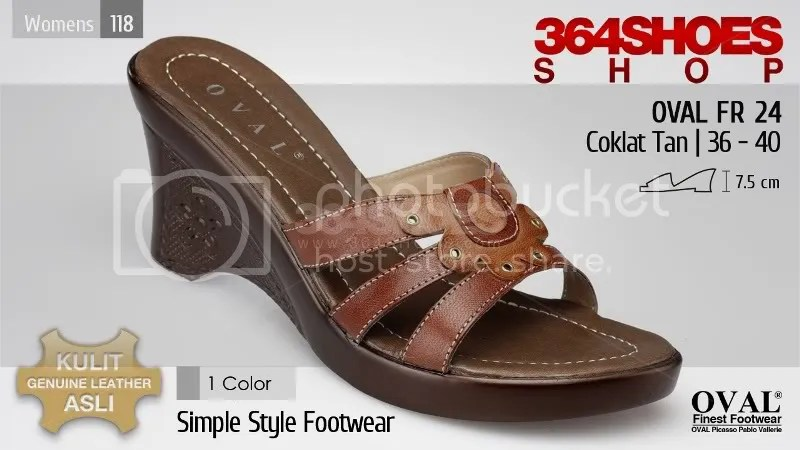 Sandal Wanita OVAL FR 24