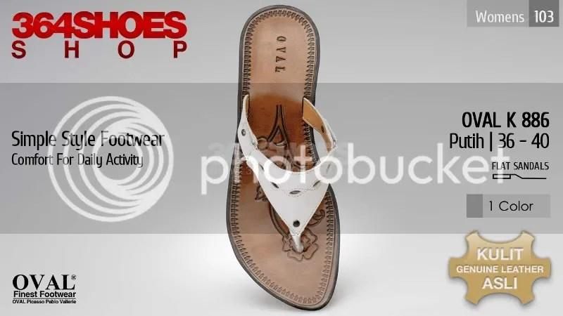 Sandal Wanita OVAL K 886