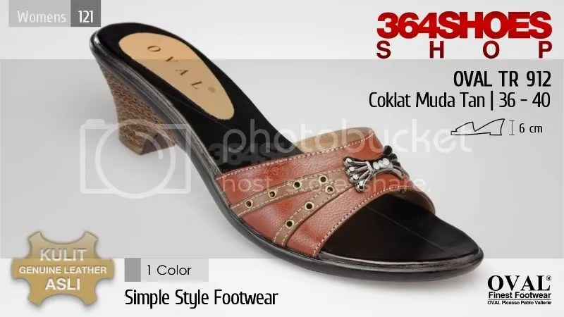 Sandal Wanita OVAL TR 912