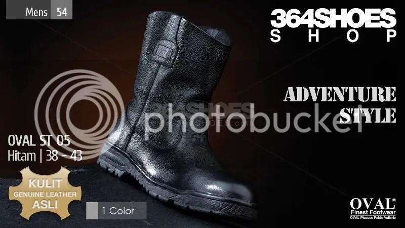 Sepatu Pria OVAL ST 05