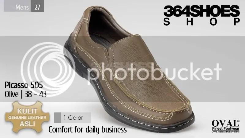 Sepatu Pria PICASSO 505