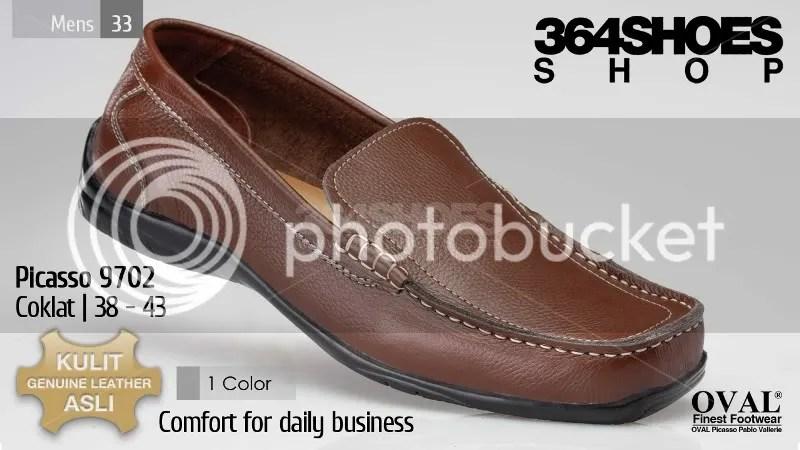 Sepatu Pria PICASSO 9702