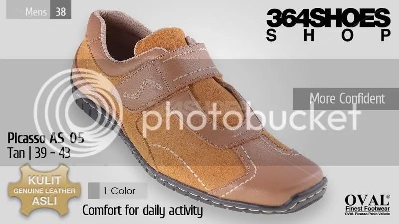 Sepatu Pria PICASSO AS 05