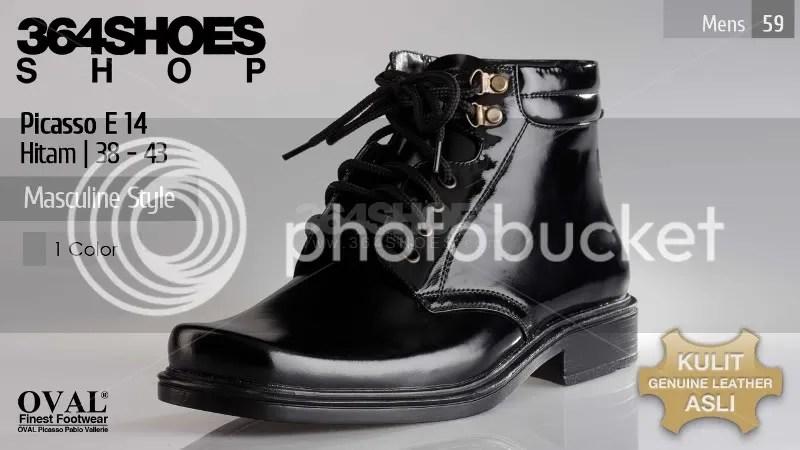Sepatu Pria PICASSO E 14