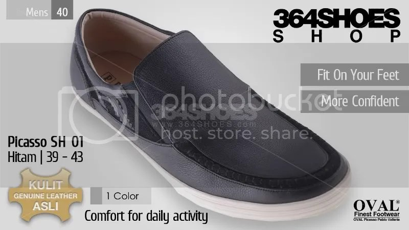 Sepatu Pria PICASSO SH 01