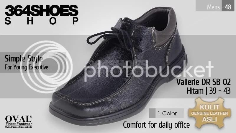 Sepatu Pria VALLERIE DR SB 02