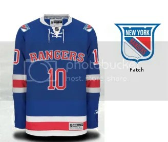 3bcb6cf92 The history and evolution of the Rangers jersey - FOREVER BLUESHIRTS