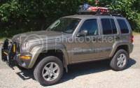Rola Roof Rack Helps! - Jeep Liberty Forum - JeepKJ Country