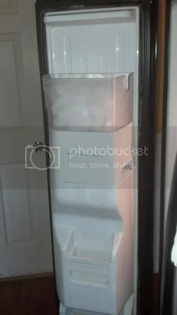 New Member with Whirlpool ice maker problem