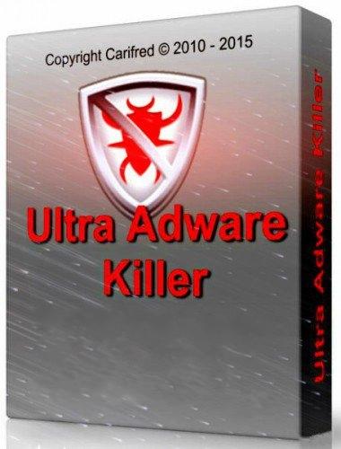 Ultra Adware Killer 5.1.0.0 โปรแกรมลบโฆษณาที่ไม่ตั้งใจติดตั้ง