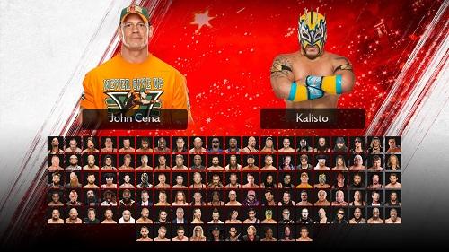 WWE 2K17 XBOX360-PROTOCOL