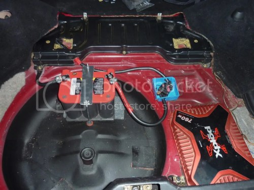 small resolution of my battery relocation wire tuck thread archive toyota celicasupra forums