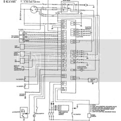 Honda Fuel Injector Wiring Diagram Sheep Brain Blank To Label D16z6 Into Ef System Tech