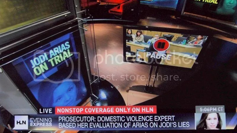 HLN-In Session complete coverage is extensive