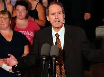 Sandusky lawyer Joe Amedelo