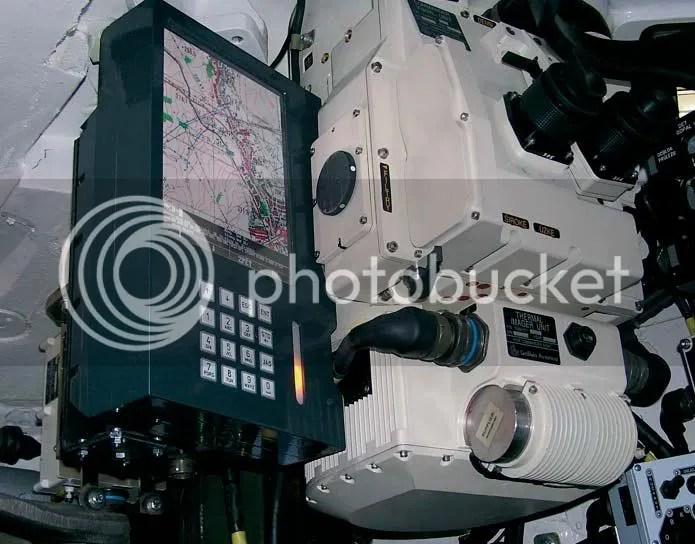 MMCDU, con este sistema el T-72M4CZ, se enlaza a un sistema tactico C2I