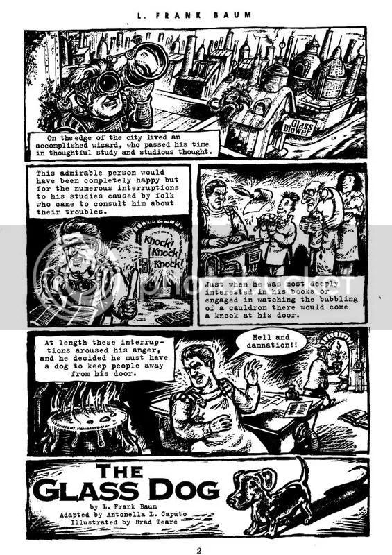 original story by da Baum