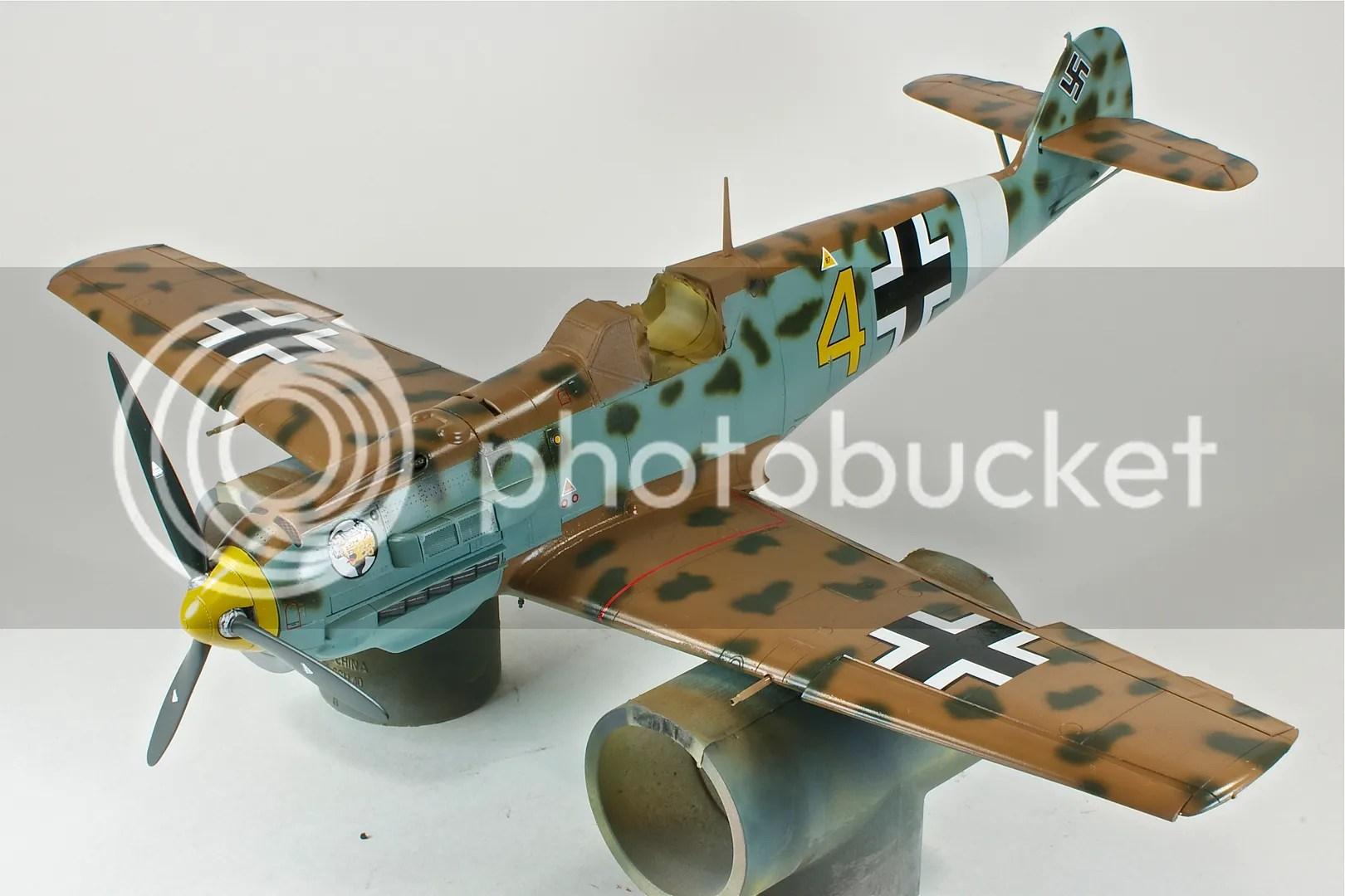 1/32,Bf 109E-7 Trop,Eduard,2011,Nikon D300s,February,scale models