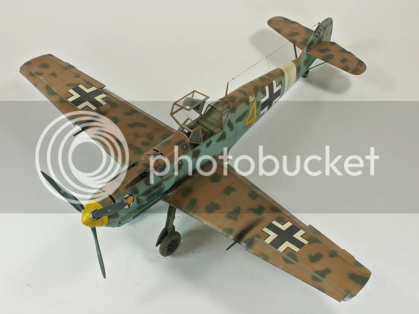 1/32,2011,Eduard,Bf 109E-7 Trop,Nikon D300s,February,scale models